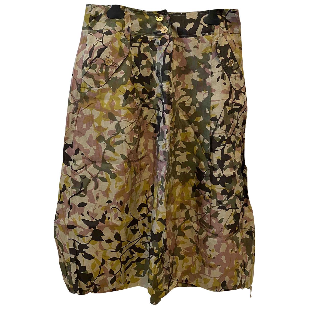 Max Mara Weekend \N Multicolour skirt for Women 38 IT