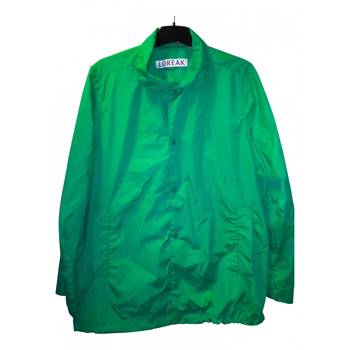 Non Signé / Unsigned \N Green jacket  for Men M International