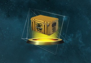 Counter-Strike: Global Offensive RANDOM CASE GIFT CARD 15 USD by FORCE-DROP.COM CD Key