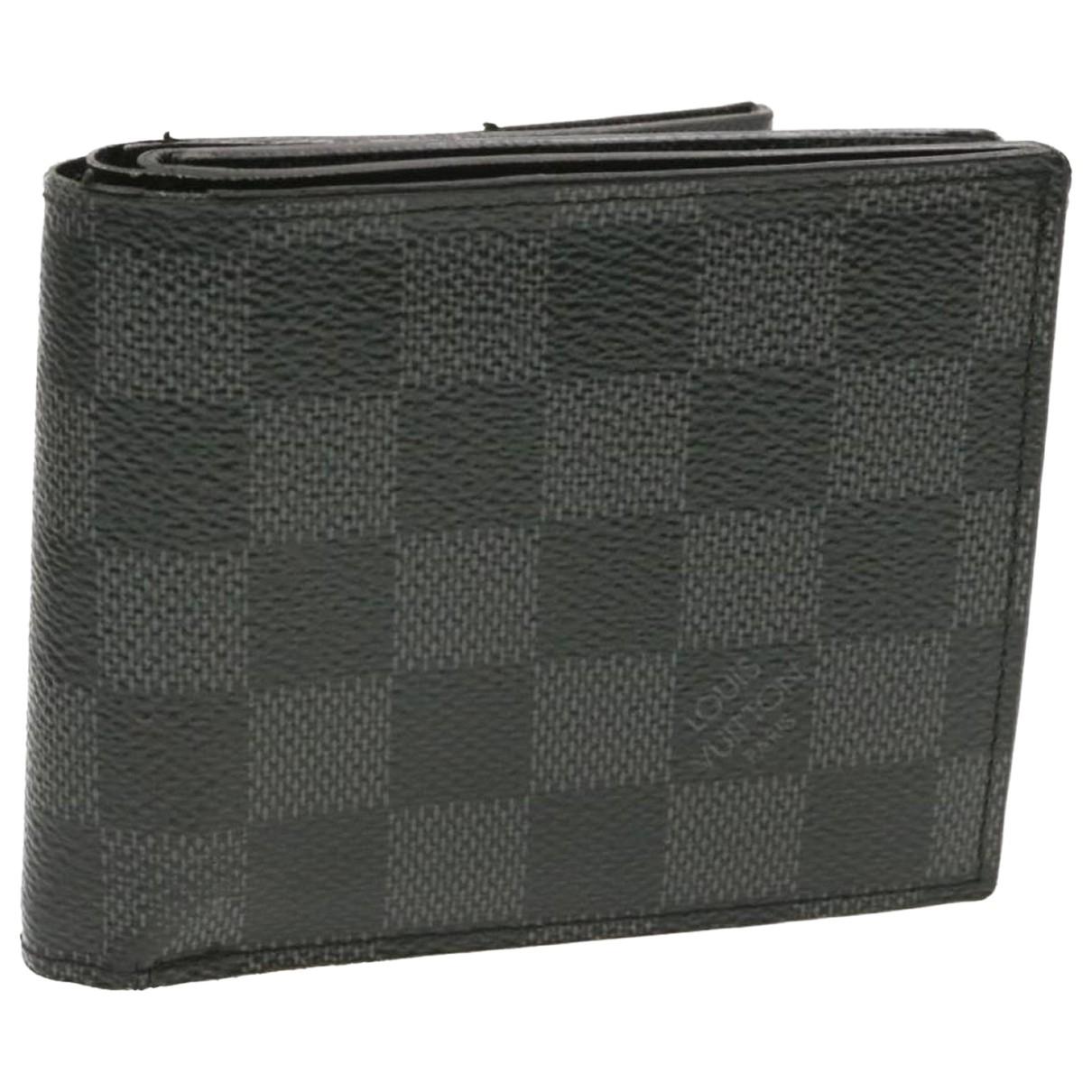 Louis Vuitton N Black scarf for Women N