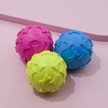 1 Stueck Einfarbiges zufaelliges Hundebiss Spielzeug