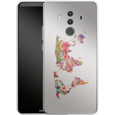Huawei Mate 10 Pro Silikon Handyhuelle - Its Your World von Bianca Green