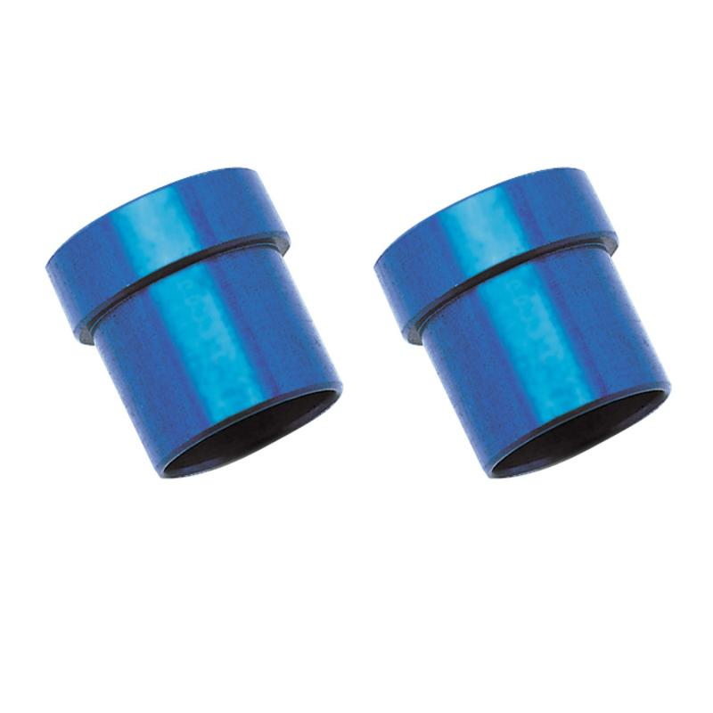 Russell Tube Sleeve;-6 x 3/8in.; Blue