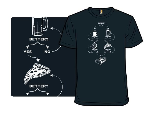 Sleep Cycle T Shirt