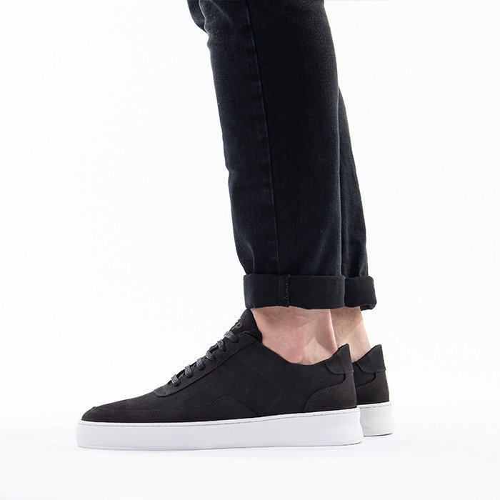 Filling Pieces Low Mondo Plain Nardo Nubuck 33026311861