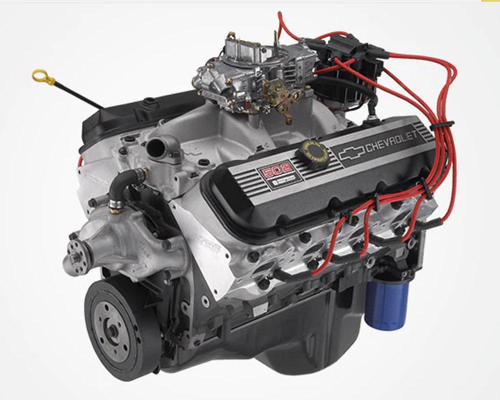 Chevrolet Performance 19331579 ZZ502/502 Deluxe Big Block Crate Engine