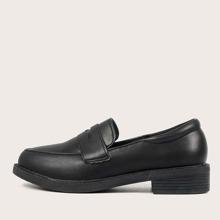 Minimalistische Loafers