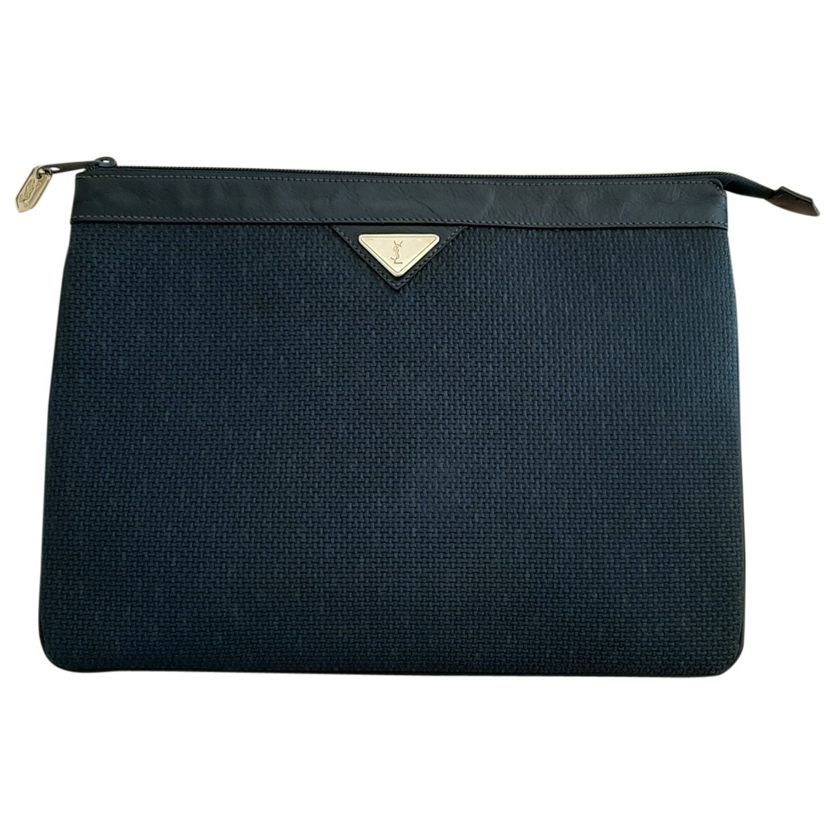 Yves Saint Laurent N Blue Cloth handbag for Women N