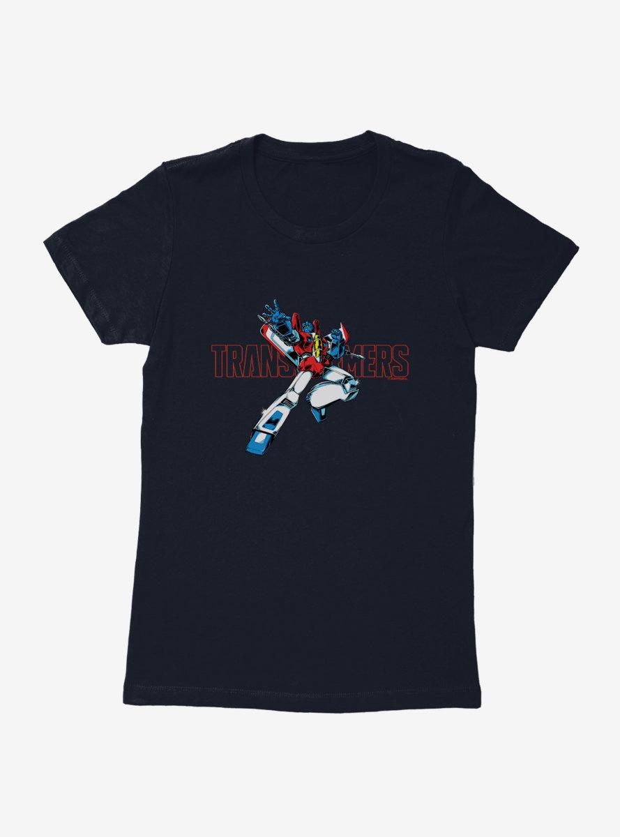 Transformers Starscream The Decepticon Womens T-Shirt