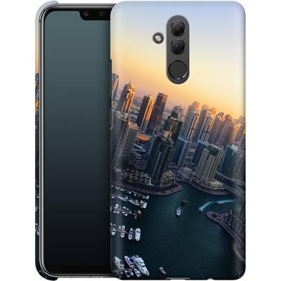 Huawei Mate 20 Lite Smartphone Huelle - Dubai Skyline von Omid Scheybani