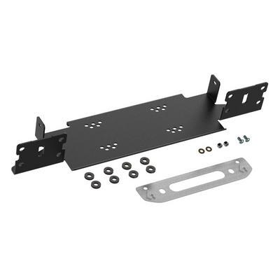 Artec Industries Steel Bumper Winch Plate - JL5609