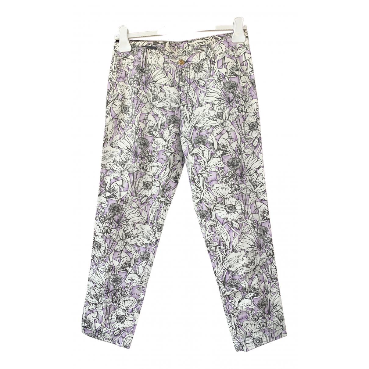 Gucci - Pantalon   pour femme en coton - beige