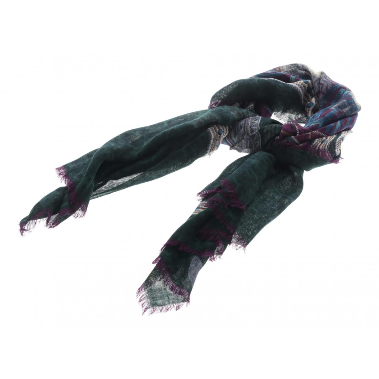 Chopard N Green Cashmere scarf for Women N