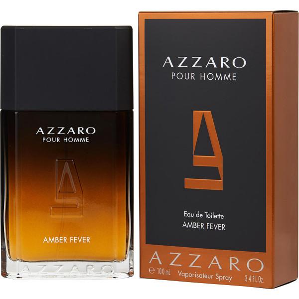 Azzaro Pour Homme Amber Fever - Loris Azzaro Eau de Toilette Spray 100 ml