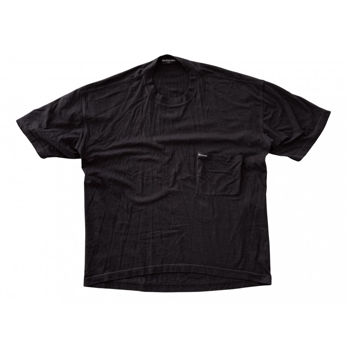 Balenciaga N Black Cotton  top for Women XS International