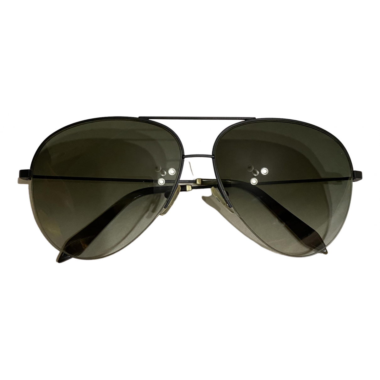 Victoria Beckham \N Green Sunglasses for Women \N
