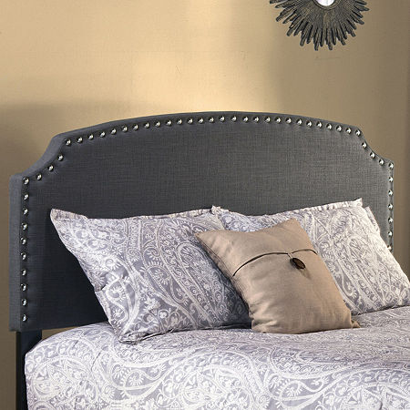 Lani Upholstered Headboard, One Size , Gray