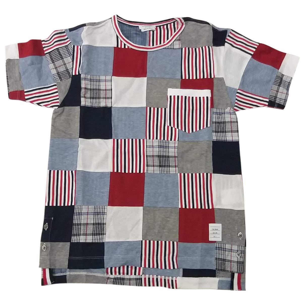 Thom Browne - Tee shirts   pour homme en coton
