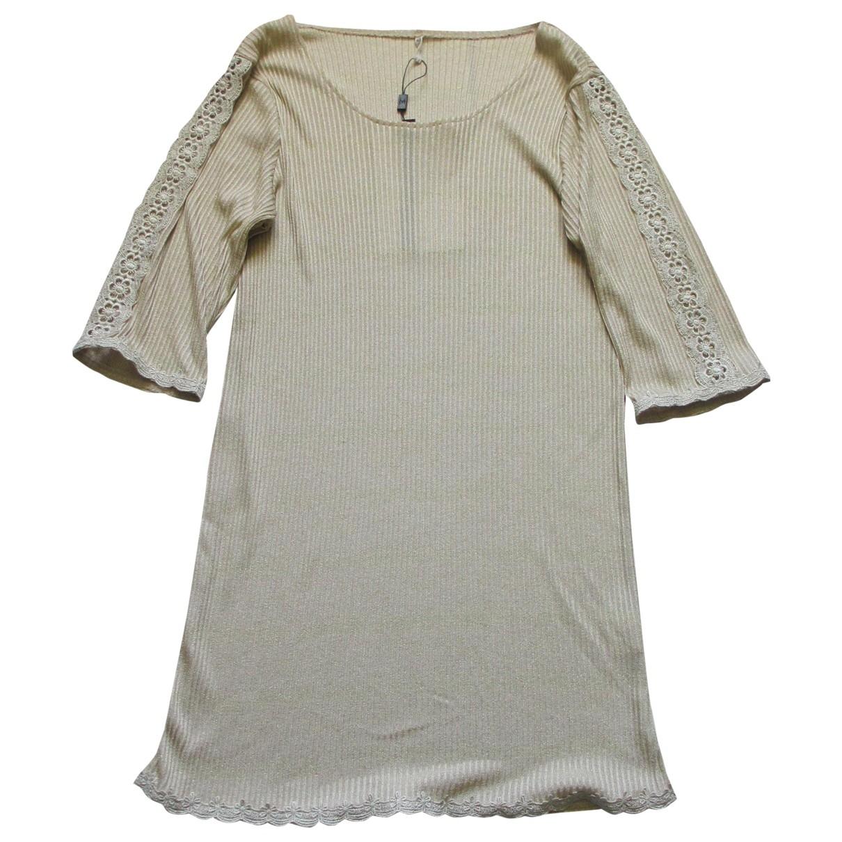 Spell Design \N Gold dress for Women L International