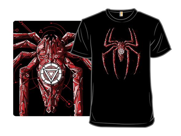 Iron Spider T Shirt