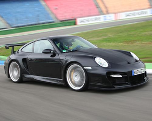 TechArt 097.100.083.009 GTstreet RS Aero Kit Porsche 997.2 GT2 RS 11-12