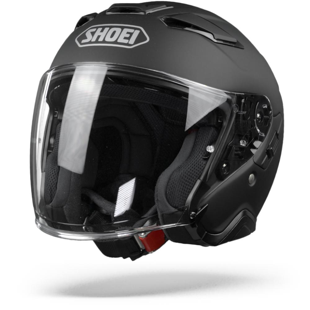Shoei J-Cruise II Casco Jet Negro Mate 2XL