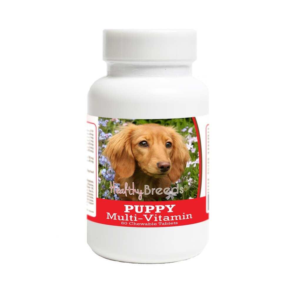 Healthy Breeds Dachshund Puppy Multivitamin Tabs