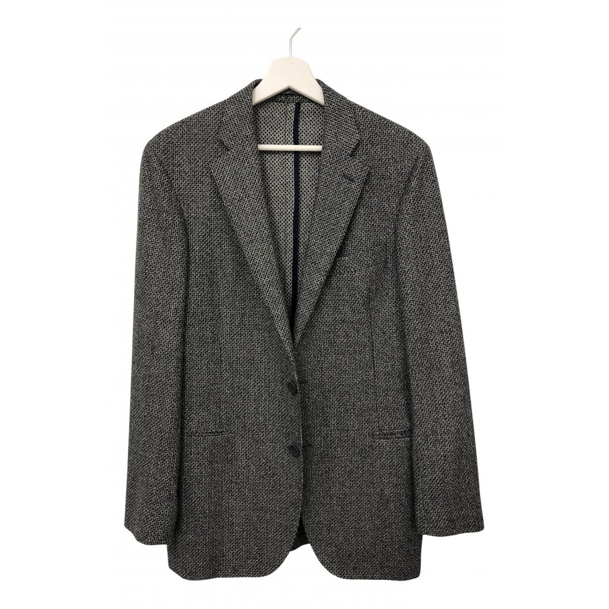 Casely-hayford N Grey Wool jacket  for Men L International