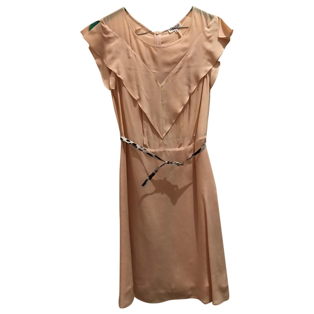 Mini vestido de Seda Claudie Pierlot