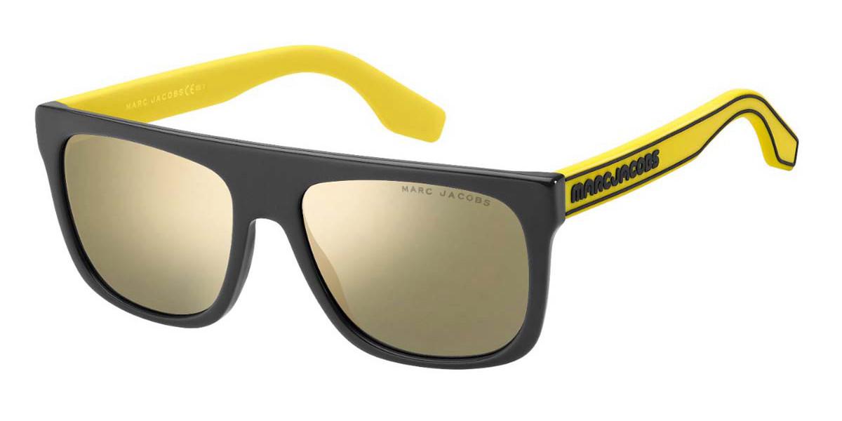 Marc Jacobs MARC 357/S KB7/JO Mens Sunglasses Black Size 56