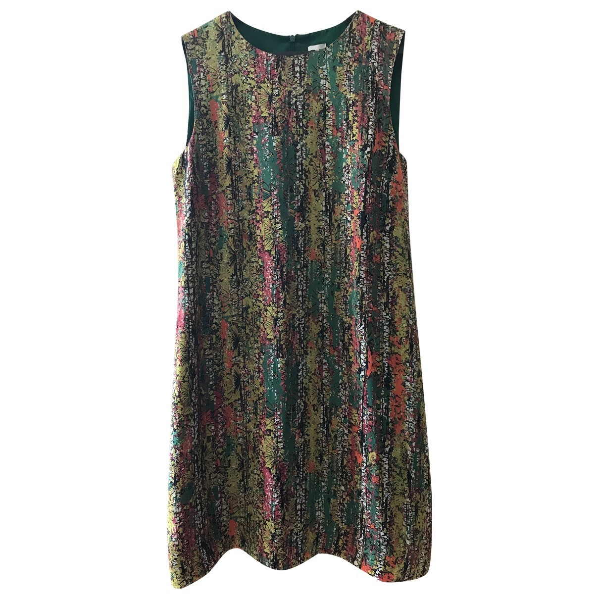 M Missoni \N Multicolour Silk dress for Women 40 IT