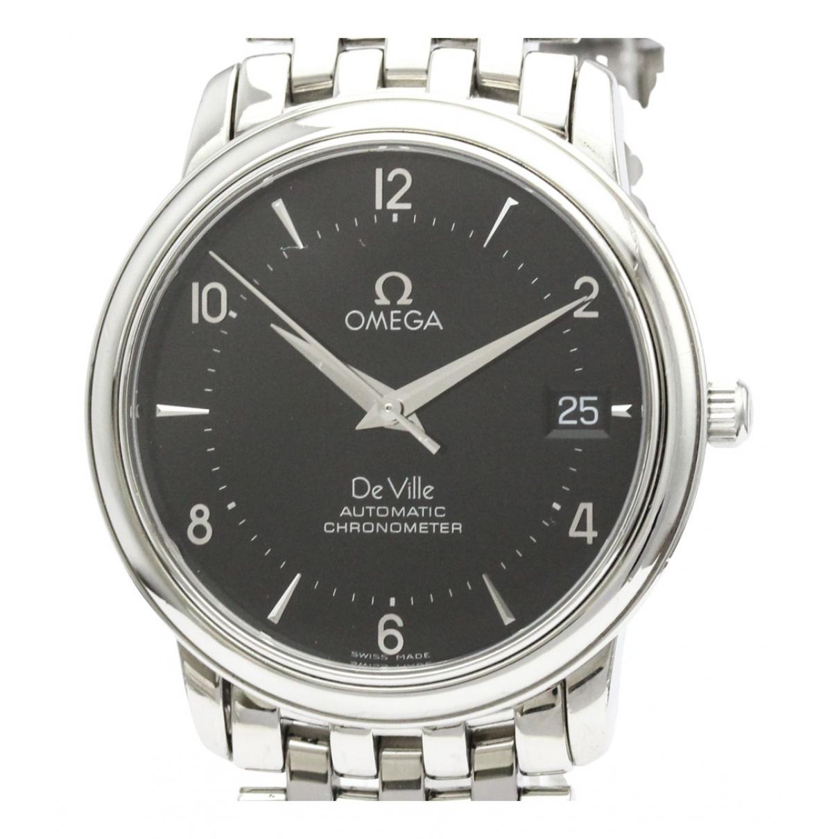 Relojes De Ville  Omega