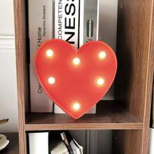 Heart Shaped Night Light