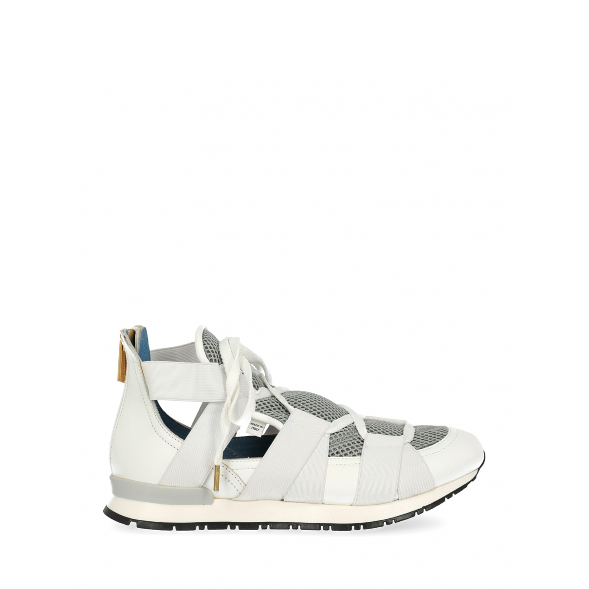 Vionnet \N Sneakers in  Weiss Leder