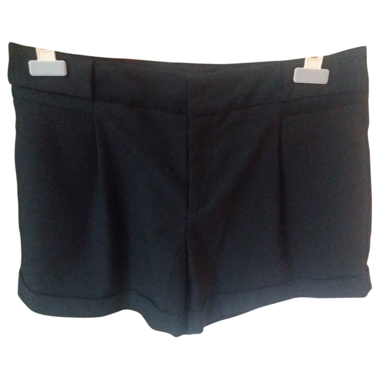 Comptoir Des Cotonniers \N Shorts in  Schwarz Polyester