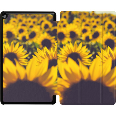 Amazon Fire HD 8 (2018) Tablet Smart Case - Sunflower 2 von Joy StClaire
