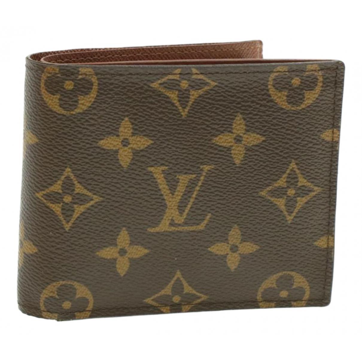 Louis Vuitton \N Brown scarf for Women \N