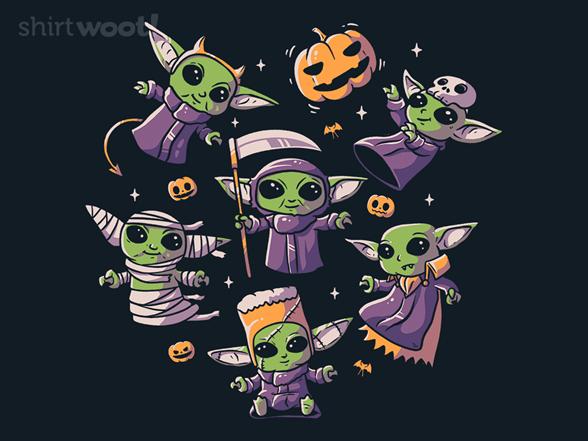 Halloween Babies T Shirt