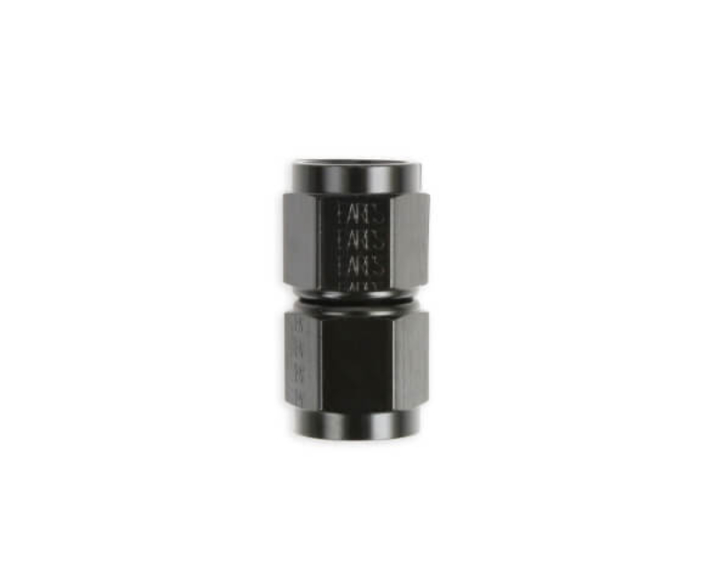 Earl's Performance AT915108ERL BLACK ANO -8 STR AN FEMALE SWIVEL UNION