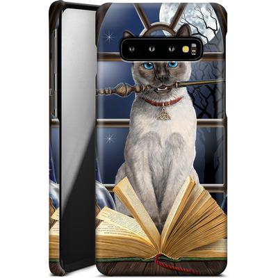 Samsung Galaxy S10 Smartphone Huelle - Hocus Pocus von Lisa Parker
