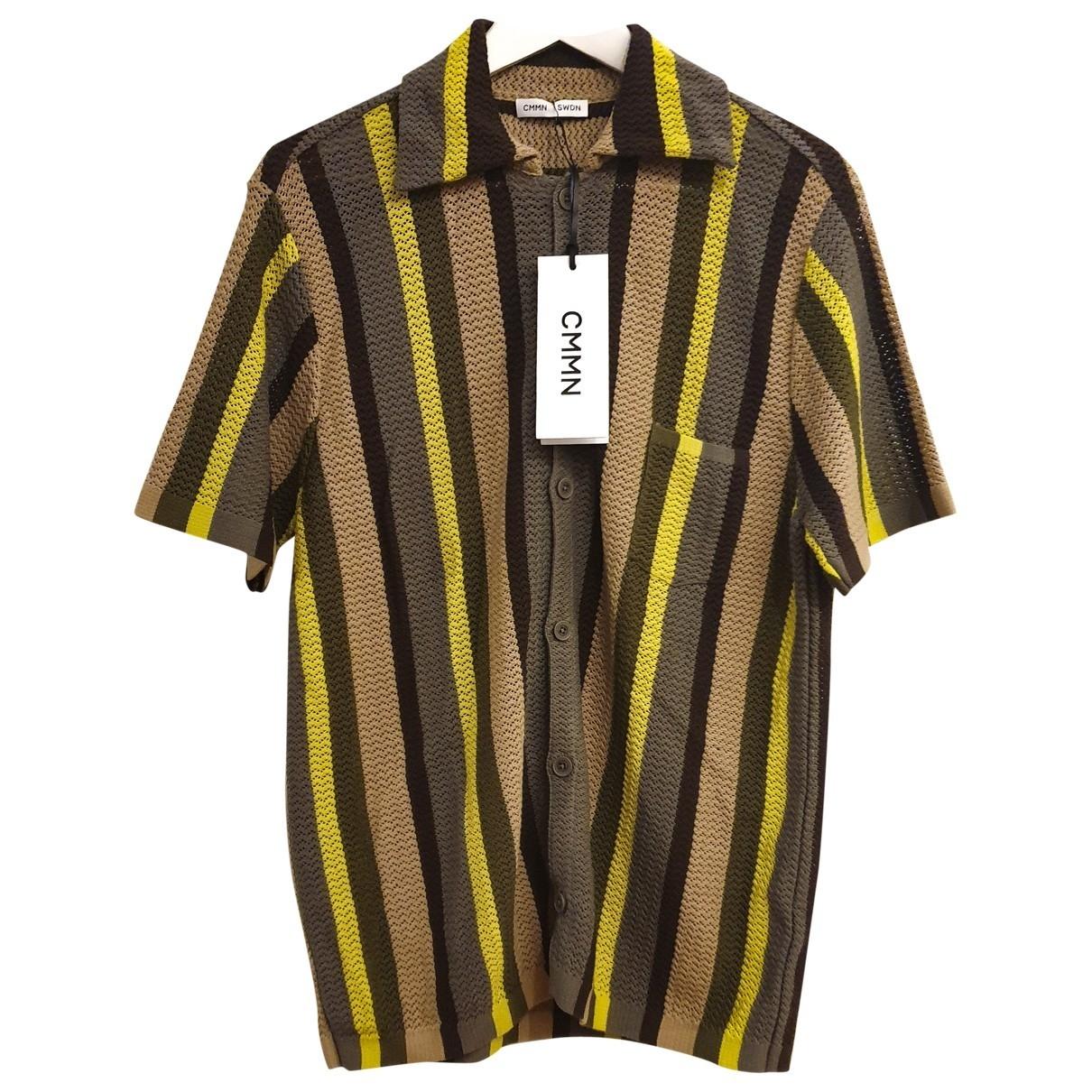 Cmmn Swdn - Chemises   pour homme en coton