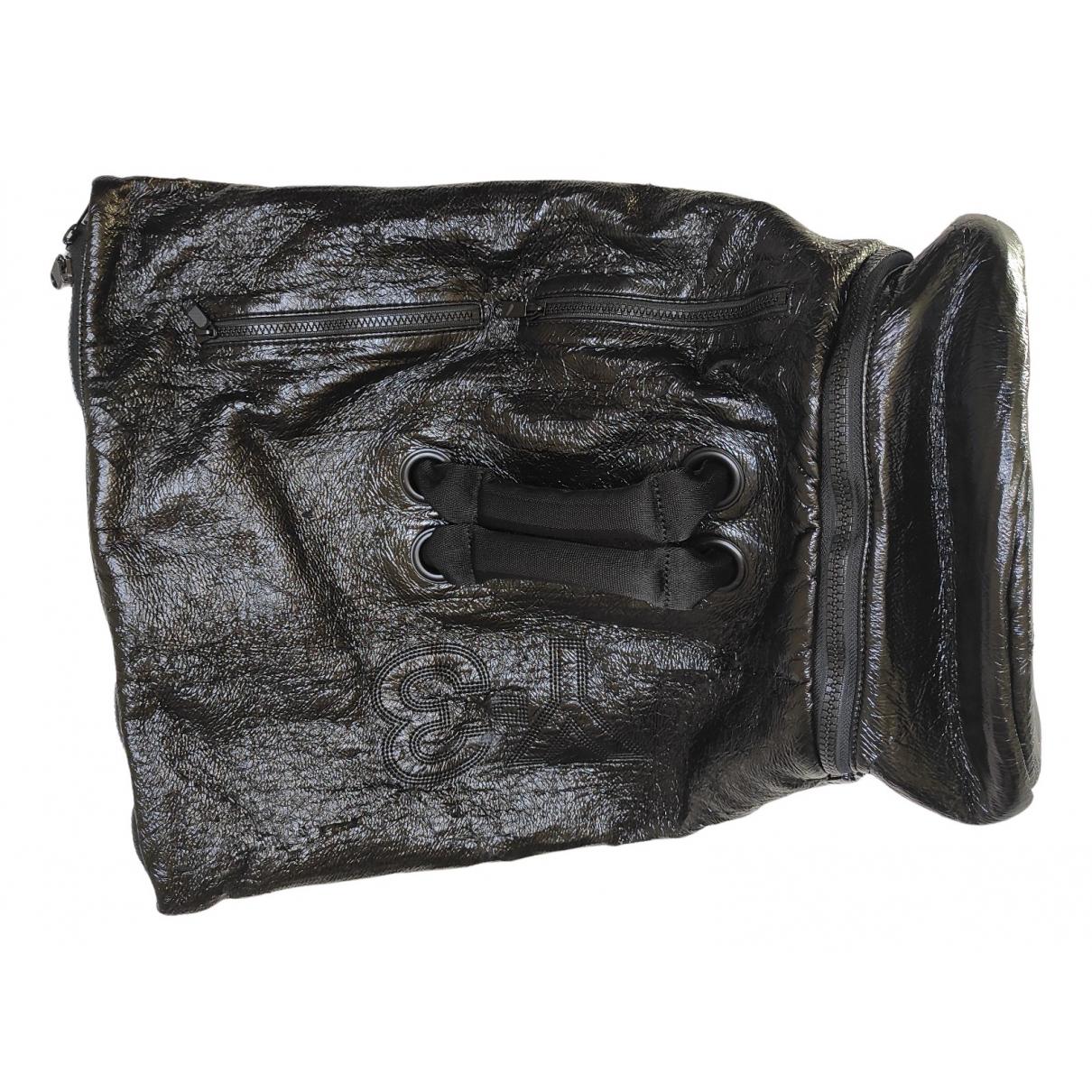 Y-3 N Black backpack for Women N