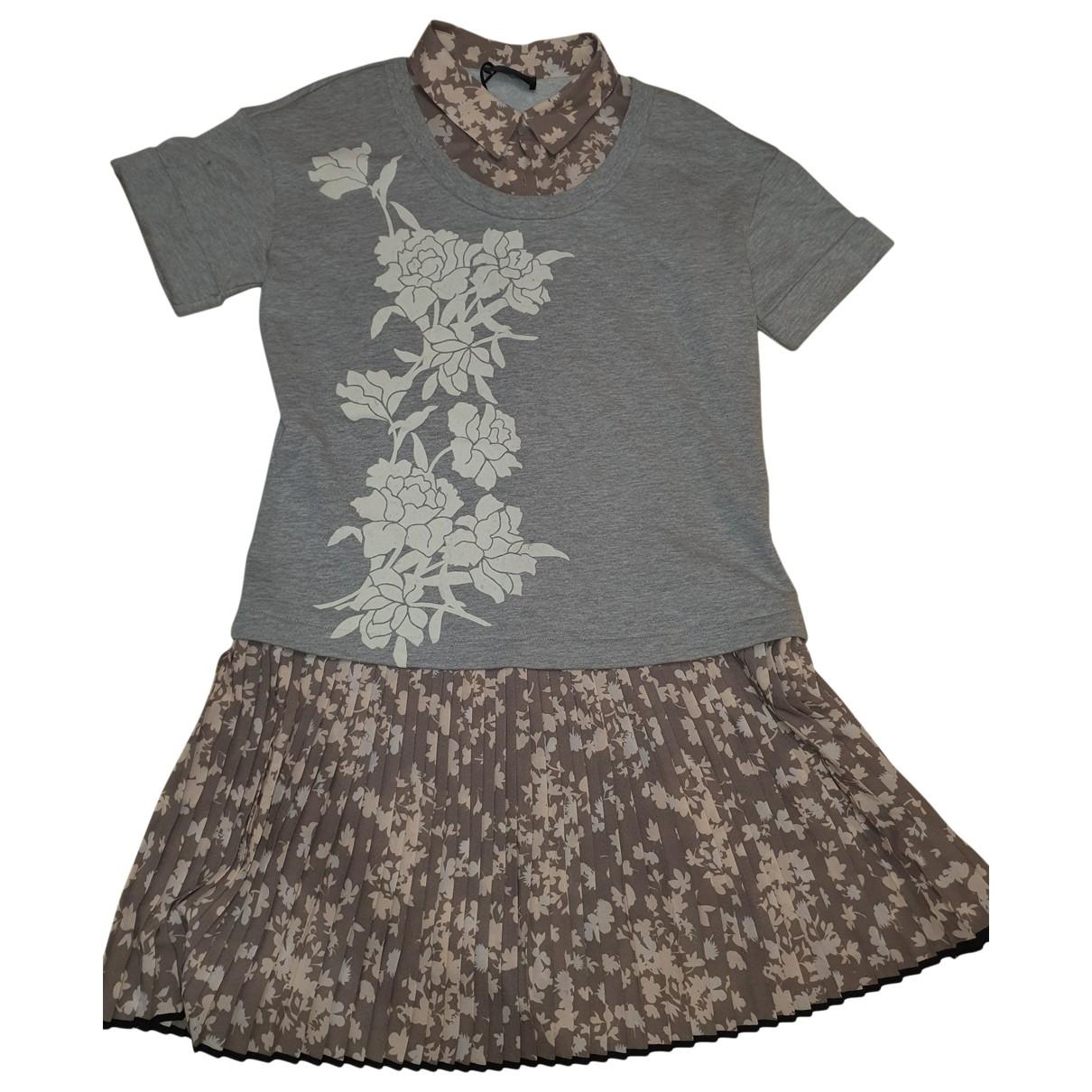 Twin Set \N Grey dress for Women S International