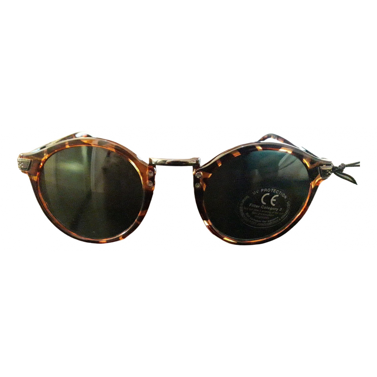 Asos \N Brown Sunglasses for Women \N