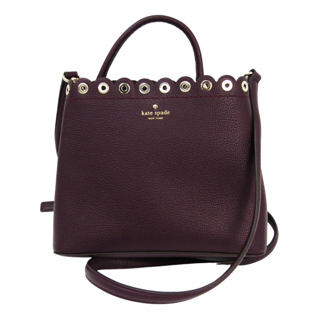 Kate Spade N Purple Leather handbag for Women N