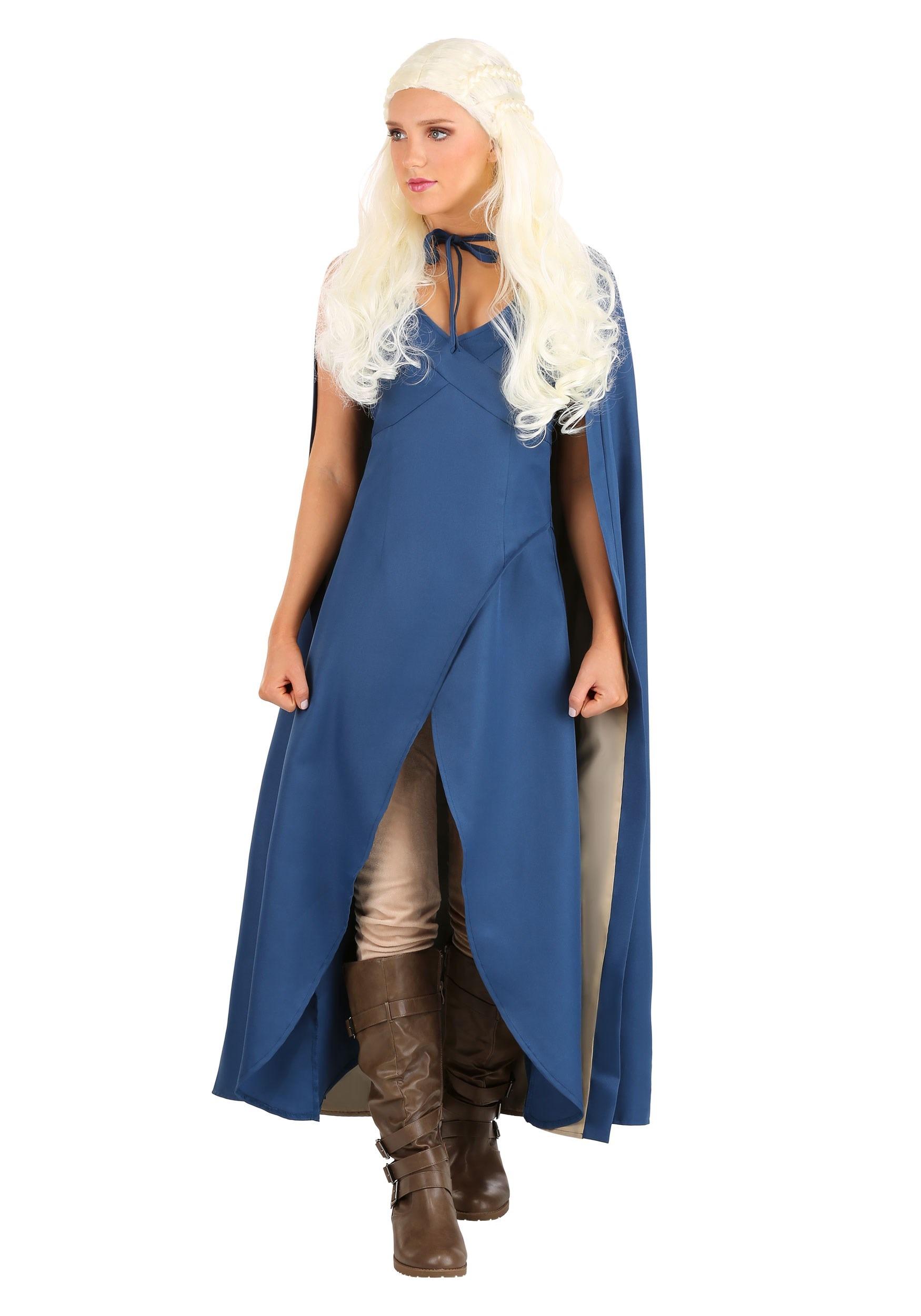 Fiery Queen Costume for Women