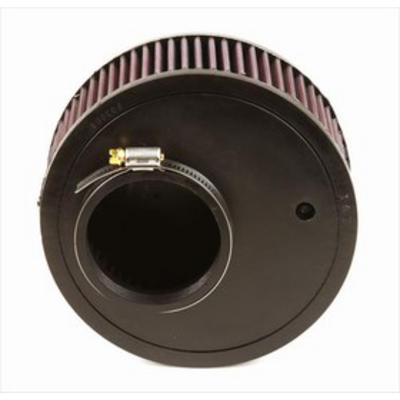 K&N Filter Universal Chrome Air Filter - RA-098V