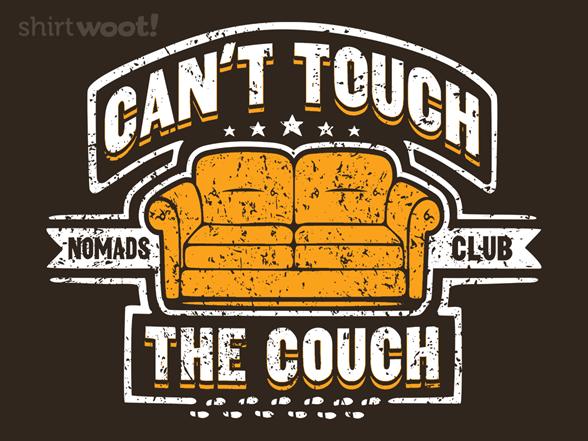 Nomads Club T Shirt