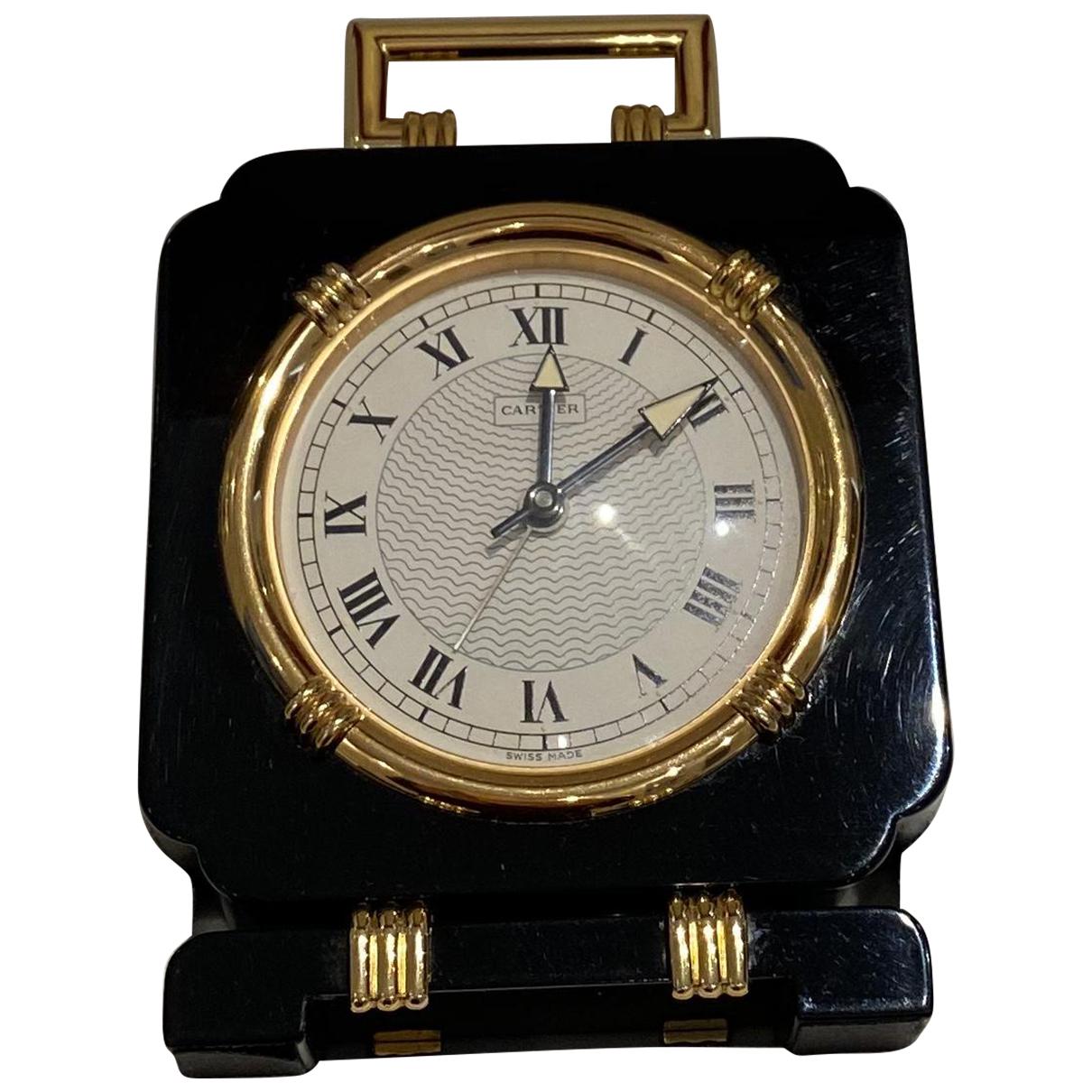 Cartier - Objets & Deco   pour lifestyle en plaque or - noir