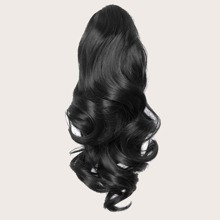 Natural Curly Ponytail Wig
